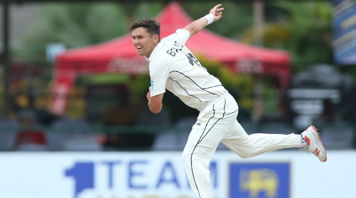 New Zealand recall fit-again Trent Boult for India Tests