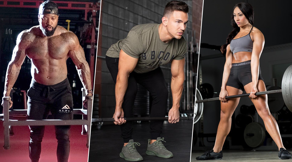 Deadlift Workout and Its Types: Why You Shouldn't Skip This Posterior Chain Exercise Important For Lean Muscle Mass Development (Watch Videos)