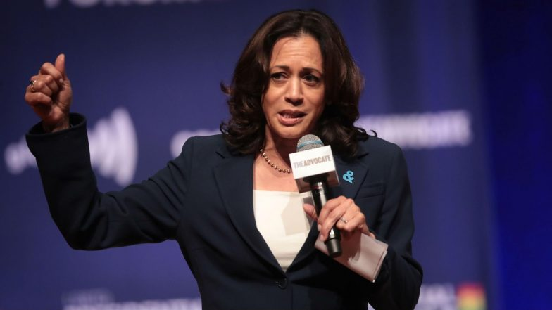 Indian-Origin US Senator Kamala Harris Promises to Lift Existing Per Country Caps for Employment Based Green Cards