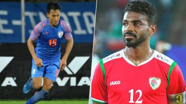 India vs Oman, FIFA World Cup 2022 Qualifiers: Udanta Singh, Ahmed Mubarak & Other Key Players to Watch Out for in Oman vs India Football Match