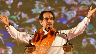 Coronavirus Outbreak in Maharashtra: Uddhav Thackeray Government Announces 8 Percent Cut in Electricity Tariff For 5 Years