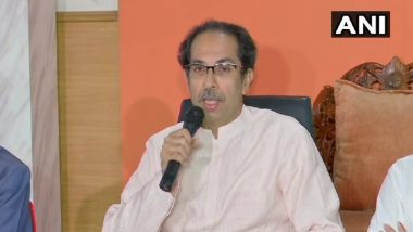 Uddhav Thackeray Hits Back at BJP's 'Lying' Charge: 'Who Promised About Achhe Din? Who Sought 50 Days For Demonetisation Results?'