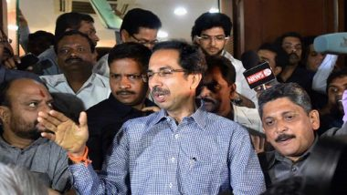 Uddhav Thackeray to Hold First Cabinet Meeting Today, Likely to Review Bullet Train Project