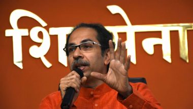Shiv Sena MPs to Sit in Opposition Benches in Rajya Sabha During Winter Session