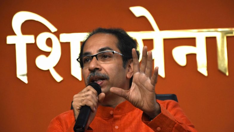 Maharashtra Power Tussle Continues: CM Will Be From Shiv Sena, Uddhav Thackeray Assures MLAs After Governor Invites BJP to Form Government