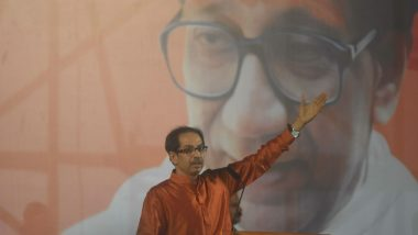 Uddhav Thackeray Interview to Saamana: BJP Formed Government With Separatists And Terrorists (Watch Video)