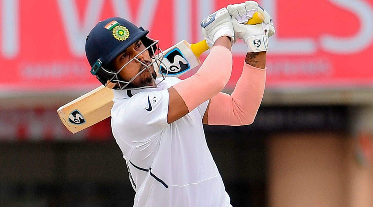 Umesh Yadav Rains Sixes in Indore During India vs Bangladesh 1st Test 2019, Netizens Praise Paceman's Brutal Hitting