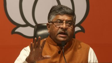 5G in India: Govt Will Give 5G Spectrum for Trials to All Players, Says Telecom Minister Ravi Shankar Prasad