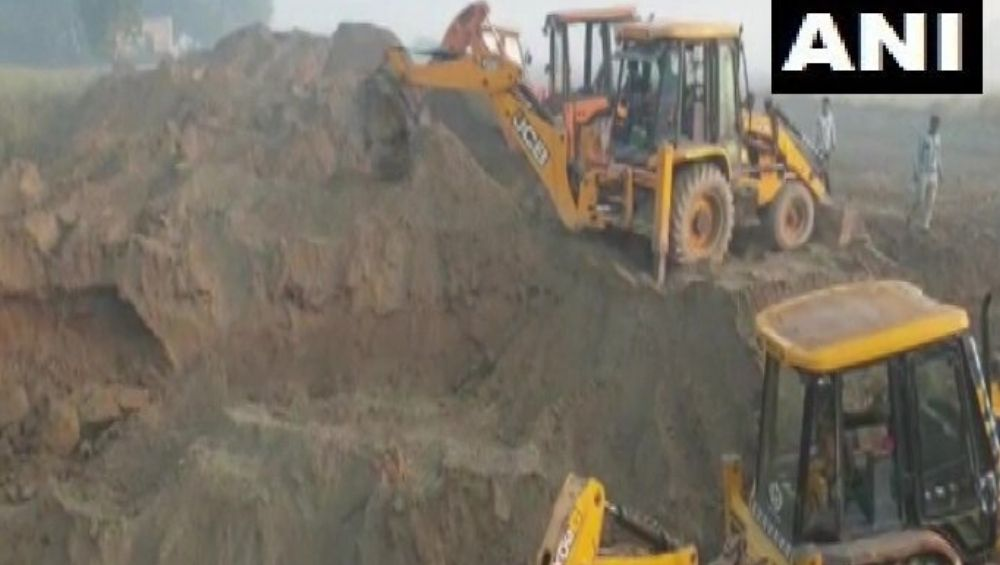 Haryana: 5-Year-old Girl Falls Into 50-Feet Deep Borewell in Karnal, Rescue Operations On
