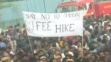 JNU Protests: Jawaharlal Nehru University's Executive Committee Rolls Back Proposed Hostel Fee Hike