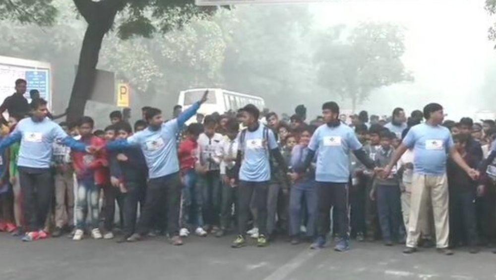 Delhi Air Pollution: Run For Children Event Organised Today, Twitterati Demand Legal Action Against NGO Prayas