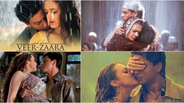Shah Rukh Khan & Preity Zinta's Veer-Zaara Completes 15 Years: 4 Reasons Why It Is SRK's Most Romantic Movie!