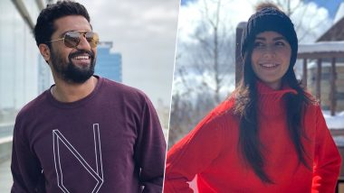 Vicky Kaushal and Katrina Kaif Ready To Go Public With Their Relationship in 2020?