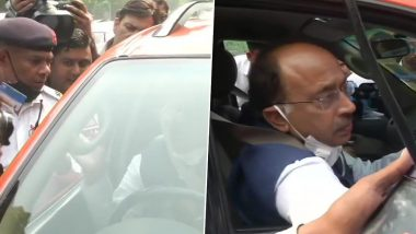 Odd-Even in Delhi: BJP Leader Vijay Goel Violates Rule, Fined by Traffic Police