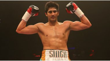 Vijender Singh Goes 12-0, Beats Ghanaian Veteran Charles Adamu to Extend Winning Streak in Professional Bouts