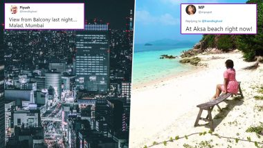 'View From Malad Balcony' Viral Twitter Thread Has Users Sharing Fake Pics of Indian Places Just to Have Some Fun!