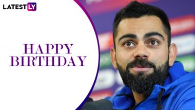Virat Kohli Birthday Special: From Wife Anushka to Mom Saroj, Here Are Lovely Photos of The Indian Captain With Family