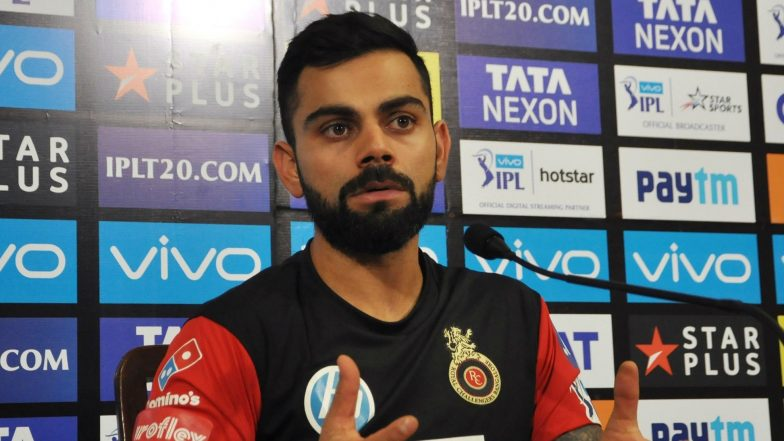 Virat Kohli on COVID-19 Pandemic: Situation Is Intense All Over the World