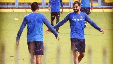 Virat Kohli Challenges Fans to Identify Player From Picture, Hint Makes Netizens Sure It's MS Dhoni