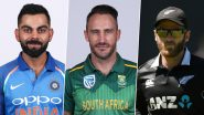 International Men's Day 2019: 6 Handsome Cricketers Who Are Inspiring Cricket Fans All Over the World