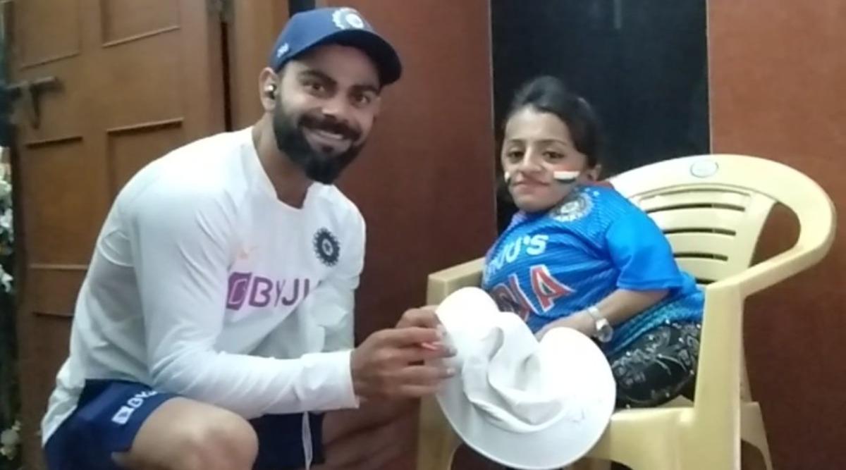 Virat Kohli Meets Special Fan Post IND vs BAN 1st Test, Netizens Heap Praises on Indian Skipper's Kind Act