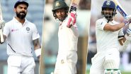 India vs Bangladesh 1st Test 2019: Virat Kohli, Mushfiqur Rahim, Ajinkya Rahane & Other Key Players to Watch Out For in Indore