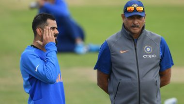Indian Cricket Team Coach Ravi Shastri Hints That He Might Step Down After ICC T20 World Cup 2021