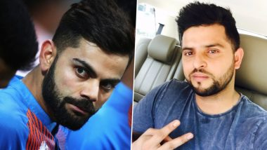 Virat Kohli Says 'Thanks Bhavesh' on Suresh Raina's Birthday Greetings, Netizens Come Up With Hilarious Responses and Funny Memes