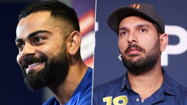 Virat Kohli Replies to Yuvraj Singh's Sarcastic Birthday Wish, Expresses His Love for the Former Indian Batsman