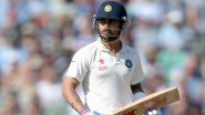 Virat Kohli Could Surpass Sourav Ganguly's This Batting Record During India vs New Zealand Test Series 2020