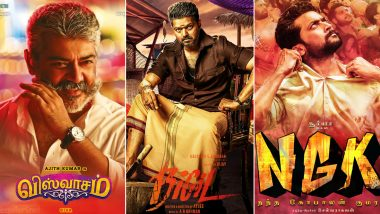 Viswasam, Bigil, NGK: Will a Tamil Movie Will Make It to the Year on Twitter List?