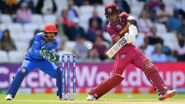 Afghanistan vs West Indies Dream11 Prediction: Tips to Pick Best Playing XI With All-Rounders, Batsmen, Bowlers & Wicket-Keepers for WI vs AFG 2nd ODI Match 2019