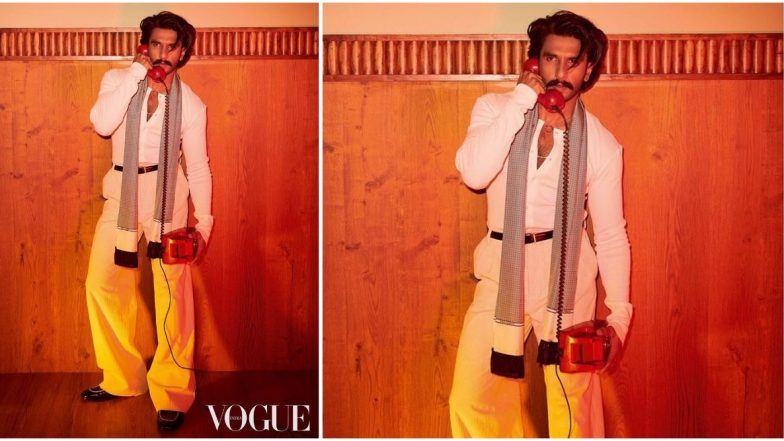 Nagpur Police Finds a Way to Cash-in on Ranveer Singh's Vogue India Photoshoot and it's Perfect