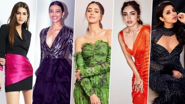 Weekend Wows and Woes: Bhumi Pednekar, Kriti Sanon Stun, Ananya Panday, Parineeti Chopra, Radhika Apte Bore!