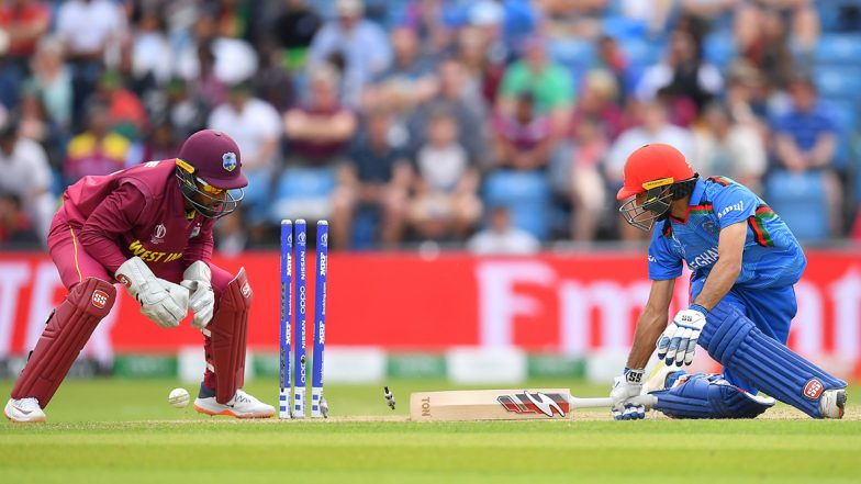 Afghanistan vs West Indies Dream11 Prediction: Tips to Pick Best Playing XI With All-Rounders, Batsmen, Bowlers & Wicket-Keepers for AFG vs WI 3rd ODI Match 2019