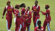 Live Cricket Streaming of West Indies Women vs Thailand Women ICC Women's T20 World Cup 2020 Match on Hotstar and Star Sports: Watch Free Live Telecast of WI W vs THA W on TV and Online
