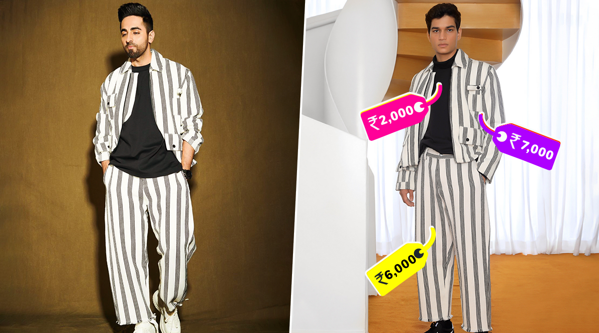What The Fashion! – Ayushmann Khurrana