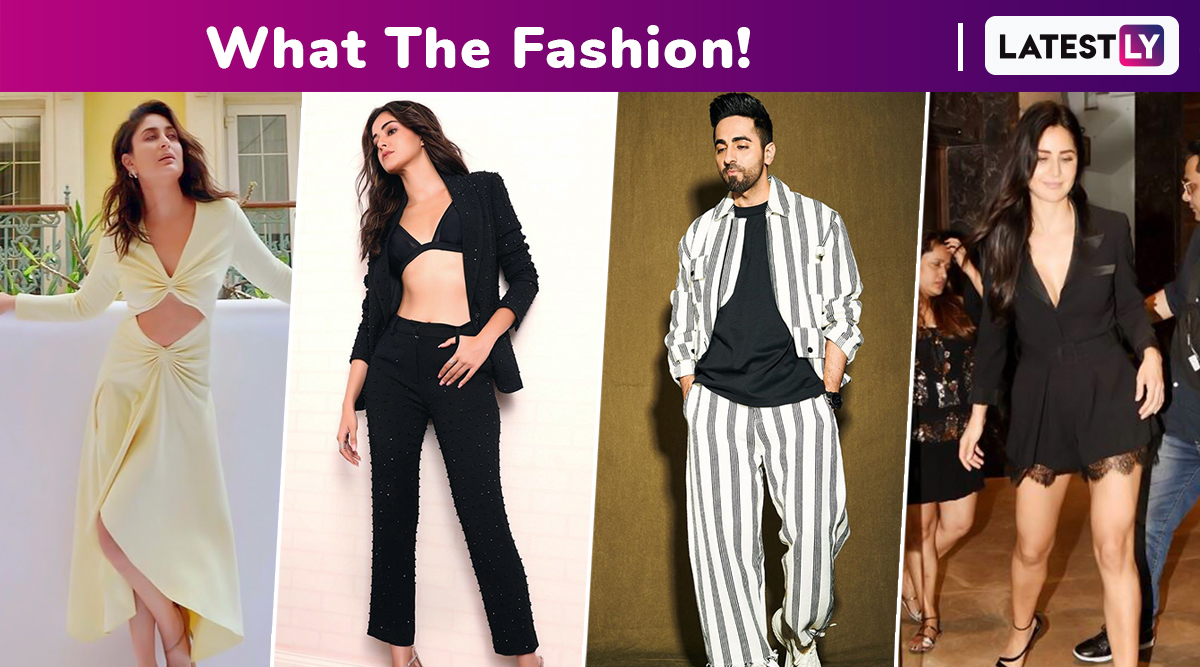 What the Fashion! Ananya Panday Splurged 1.5 Lac, Kareena Kapoor Khan, Karisma Kapoor, Katrina Kaif Spend Big but Ayushmann Khurrana Spends Modestly!