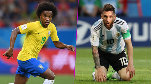 Brazil vs Argentina Friendly 2019 Match: Lionel Messi Gets Downplayed By Willian Ahead of BRA vs ARG Clash!