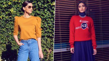 Winter Fashion 2019: Sonam Kapoor's Hot Style Ideas to Keep You Warm This Season!