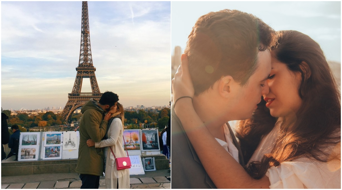 Would You Kiss a Stranger For Picture? Woman Reveals She's Done it at Eiffel Tower, Many Others Join In (Check Viral Twitter Thread)