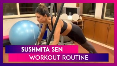 Sushmita Sen Birthday Special: Workout Routine of India's First Miss Universe