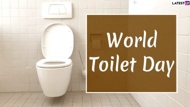 World Toilet Day 2019: What Is the Purpose of World Toilet Day? What Is World Sanitation Day? Top FAQs on This International Observance