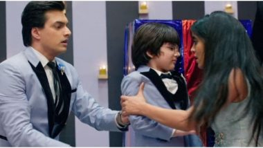 Yeh Rishta Kya Kehlata Hai November 8, 2019 Written Update Full Episode: Naira is Concerned as Kartik fulfills Kairav's All Demands