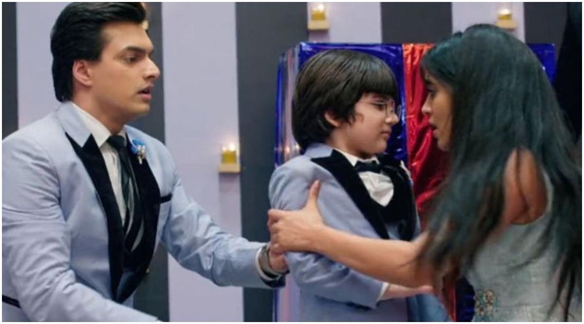 Yeh Rishta Kya Kehlata Hai November 11, 2019 Written Update Full Episode: Kairav Is Shocked to Hear Naira's Revelation After Kartik Prompts Her to Spill the Secret