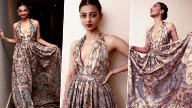 Yo or Hell No? Radhika Apte in Dior for the Emmys 2019 Closing Party