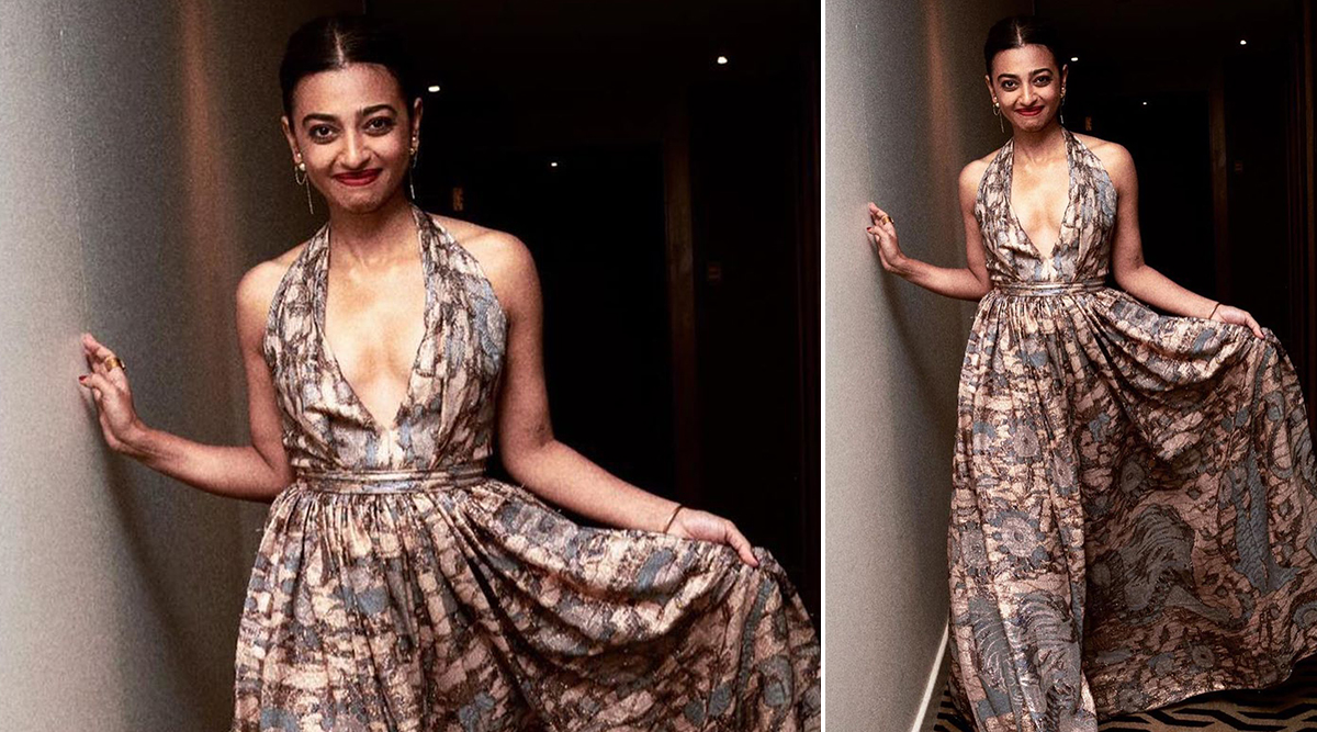 Yo or Hell No Radhika Apte in Dior for the Emmys 2019 Closing Party (3)