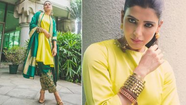 Yo or Hell No? Samantha Akkineni in Raw Mango for a Photoshoot