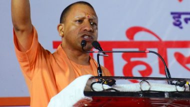 Yogi Adityanath Praises Supreme Court For Ayodhya Verdict, Says '500-Year-Long Pending Ram Janmabhoomi Matter Was Solved in 45 Minutes'