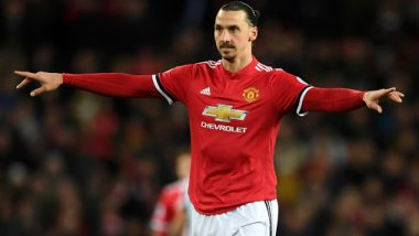 Zlatan Ibrahimović Transfer News Latest Update: Manchester United In Talks With Swedish Striker For Return in January Transfer Window